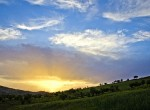 طبیعت روستای بدرانلو