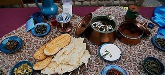 آشنایی با غذاهای سنتی مشهد